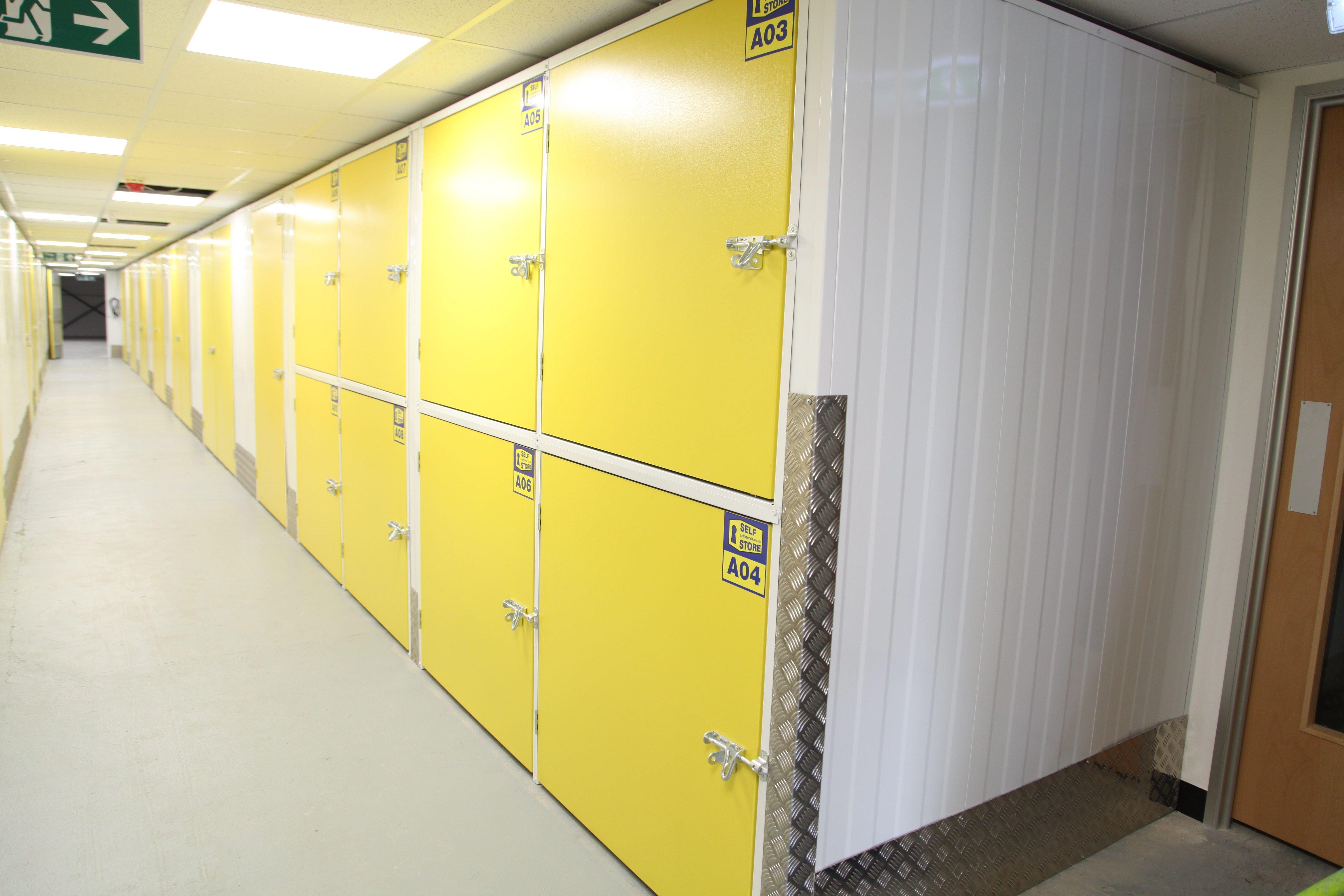 Individual Locker System